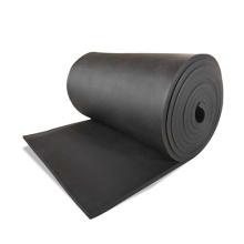 Matériaux de construction d'isolation thermique en caoutchouc plastique