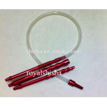 shisha hookah silicon hoe purple silicon hose silicon hose 8mm