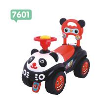 2015 Panda / Baby-Fahrt auf Auto / Plastikspielzeug (7601)