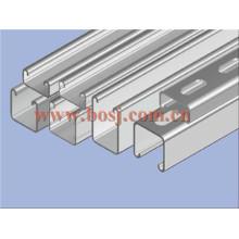 Ss400 41 * 41 Kleine Kanal Stahl Strukturelle Roll Forming Making Machine Thailand