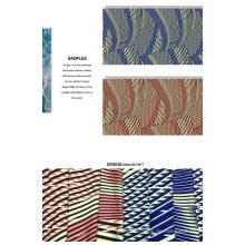 Polyester gebürstet Digital Printing Beach Wear Stoff