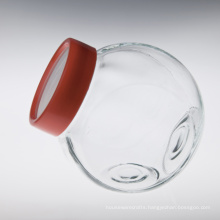 Multi Position Food Canister Glass