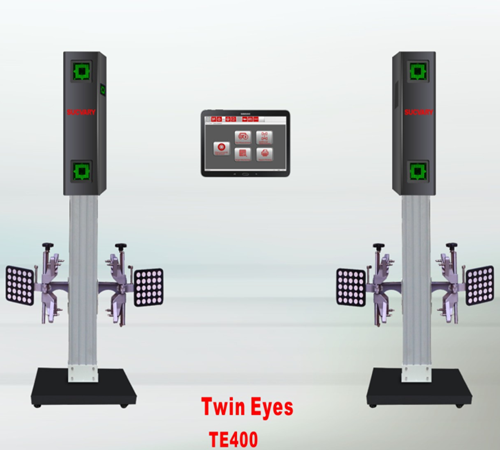 Four Eyes 5D Wheel Alignment