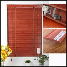 Listones de madera de tilo 50mm persianas de ventana de madera