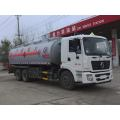 Dongfeng 6X4 20000Litres combustible diesel Bowser cisterna