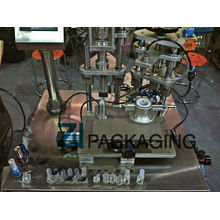 Semi Auto Mascara Filling Capping Machine ZHNP-30