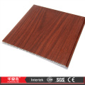 PVC Plastic Ceiling Paneling with Wooden Grain Look