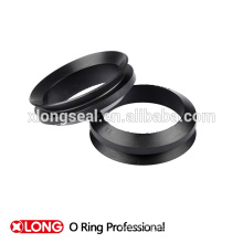 Special design light black high elasticity v ring