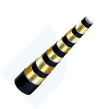 Série de tuyaux en caoutchouc haute / normale / basse pression