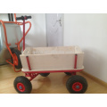 wooden wagon educational and practical toys and folk art benefit for kid