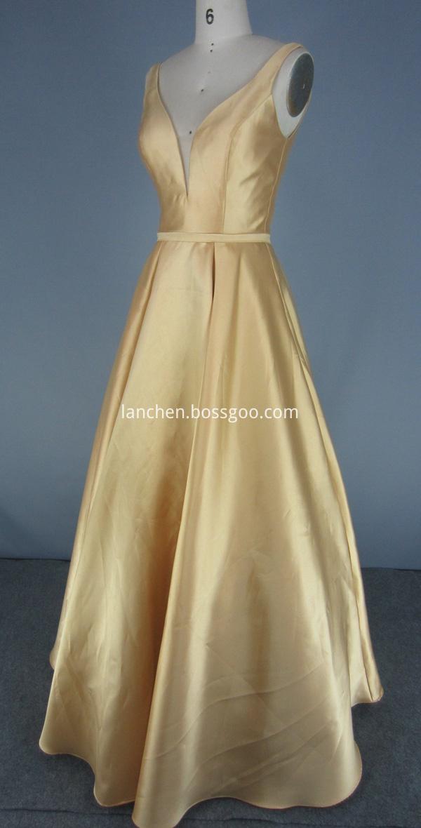 V Prom Dress