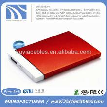 5000mAh Power Bank Portable externe mobile Batterie für iphone Sansumg 5000mAh