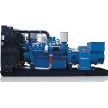 Central eléctrica del motor diesel de 900kw Mtu