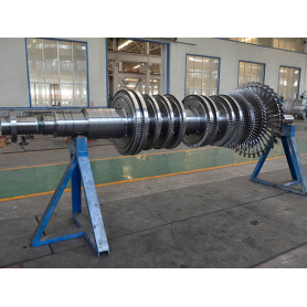 10MW High Speed ​​Back Pressure Steam Turbine