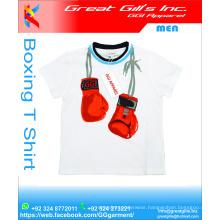 Custom muay thai boxing club t shirts mma shirts