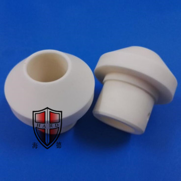 অ্যালুমিনি সিরামিক bushings শ্যাভেজ ভালভ শরীর টিউব
