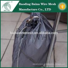 Baina Anti Theft 45L из нержавеющей стали металлическая сетка сумка / Новый дизайн Модный черный Anti Theft Travel Bag