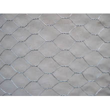 "Acoplamiento de alambre hexagonal galvanizado 1/2 ""a 2"""