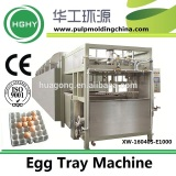 HGHY Paper Product Making Machinery egg tray forming machine XW-19040S-E1500
