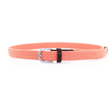 jeans braided belt for lady
