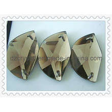 Flat Back Glass Beads (DZ-NEW-007)
