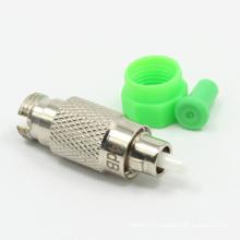Atténuateur fibre optique mâle-femelle FC / APC