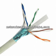 Cat 6 FTP Data Cable, 305m 0.5mm CCA, PVC Jack, CE-одобренный