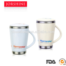 300ML Ceramic Mug with lid,Coffee Mug,Travel Mug
