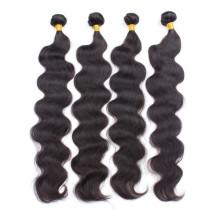 5А необработанные Remy девственницы индийский Реми волос на теле волны