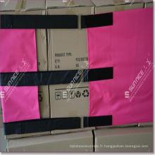 Les enveloppes de palette couvre le film réutilisable de PVC de palette