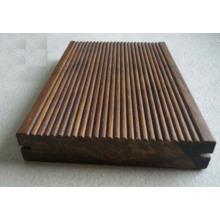 Revêtement de sol en bambou extérieur