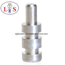 Fabrik Preis Aluminium CNC Bearbeitung Pins in Hohe Qualität