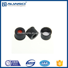 Black cap with 8mm PTFE Silicone Septa