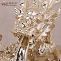 Inicio decoración accesorios lujo resina artesanía animal dragón estatua