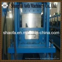 Máquina formadora de rollos Z Purlin Making (AF-Z80-300)