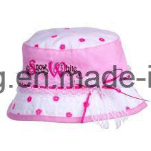 Модная детская шапка / шляпка, шляпа