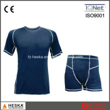 Men′s capa Base polainas entrenamiento Fitness ropa interior