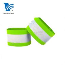 Kundenspezifisches laufendes elastisches reflektierendes Armband für Sport