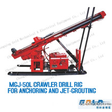Anchoring Drilling Rigs and Crawler Drilling Rigs