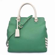 Leather Satchel Womens Work Bag Laptop Folder