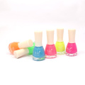 Gloed in de donkere Nail Art Poolse Varnish