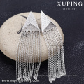 E-182 Xuping 2016 fashional new designs tassel Jewelry earrings