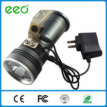 Newest design 5w led flashlight, rechargeable flashlight, led rechargeable flashlight