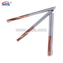 Tungsten Carbide Spiral Reamer Cutting Tools for CNC Machine Tools