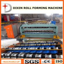 Máquina formadora de rolos baratos Máquina para fabricação de chapas de ferro