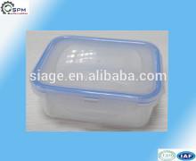 SPM custom made plastic container