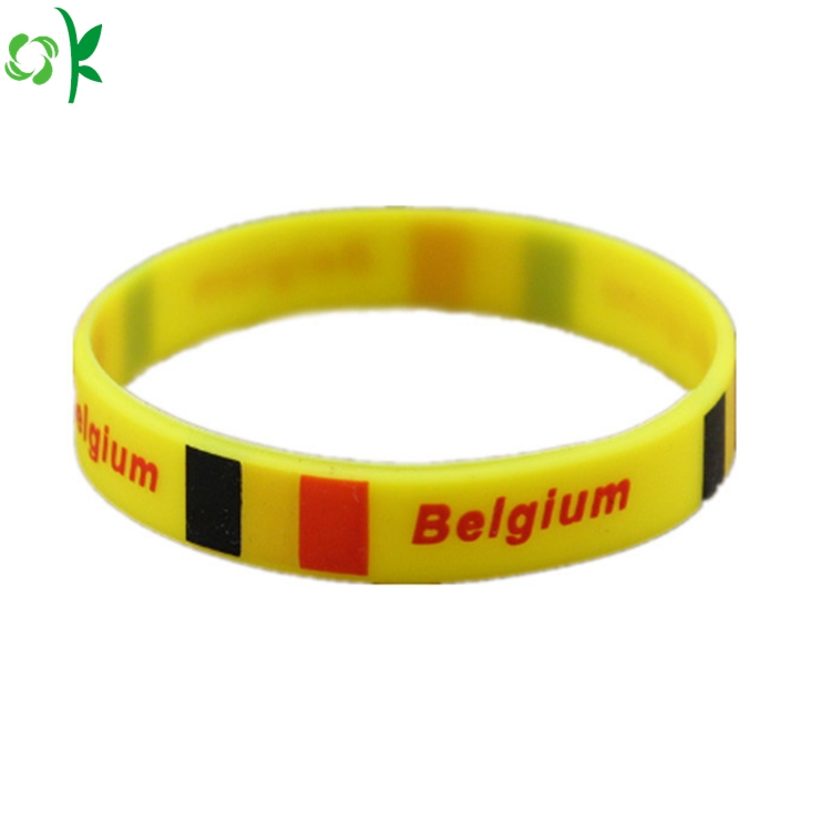 Silicone Bracelet High Quality