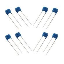 Topmay 10 НФ 2000В радиальные Слюдяной конденсатор