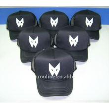 Chapeaux de camion de maille de mode avec logo de broderie