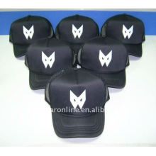 fashion mesh trucker hats with embroidery logo